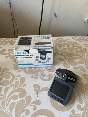 HD dvr. Video recorder cam for car for Sale in Hemet, CA
