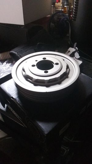 Mitsubishi Eclipse 4G63 Balanced Aluminum Racing Pulley for Sale in Las Vegas, NV