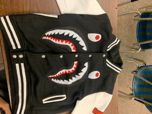 Bape varsity jacket for Sale in Tacoma, WA