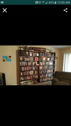 7' x 8' Bookshelves for Sale in Brandon, FL