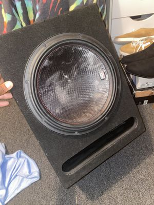 "MTX 75 series 12"" subwoofer for Sale in Long Beach, CA"