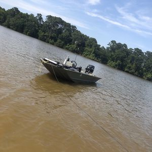 14' Tracker Fishing Boat (TRADES) for Sale in Humble, TX