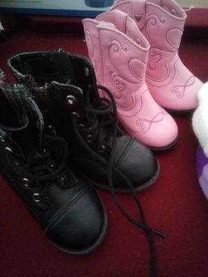 Toddler girls boots for Sale in Midland, TX