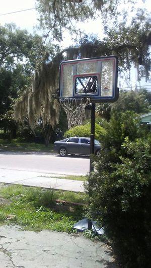 Lifetime basketball hoop for Sale in Tampa, FL