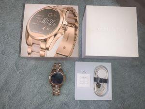 Michael Kors Smartwatch for Sale in Calhoun, LA