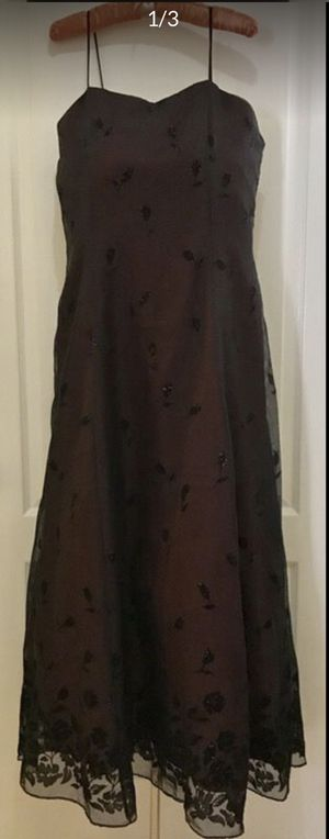 Formal Black Dress for Sale in Miami Lakes, FL