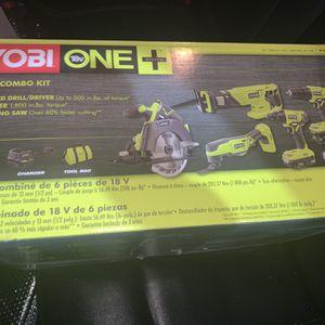 Brand New Ryobi 6 Tool Combo Kit Value Of $299 for Sale in Sorrento, FL