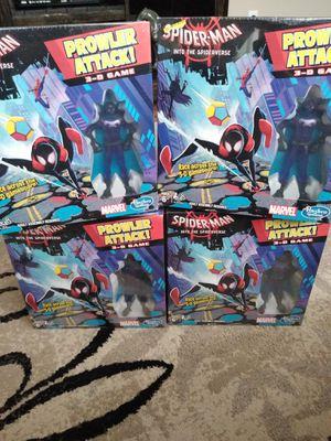 Spider-man board games for Sale in Wichita, KS