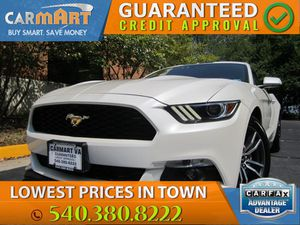 2017 Ford Mustang for Sale in Stafford, VA
