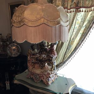 Capodimonte Lamp for Sale in Upland, CA