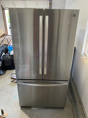 Kenmore French door refrigerator for Sale in Mount Holly, NJ