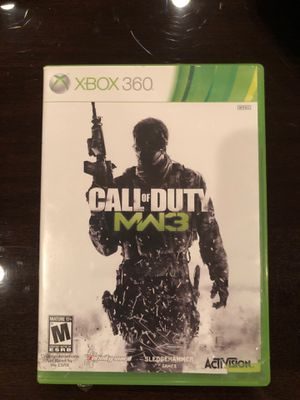 Call of duty MW3 Xbox 360 game for Sale in Dallas, TX