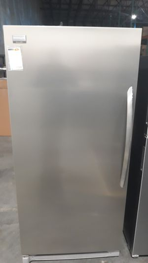 Frigidaire Gallery freezer stainless steel for Sale in Denver, CO