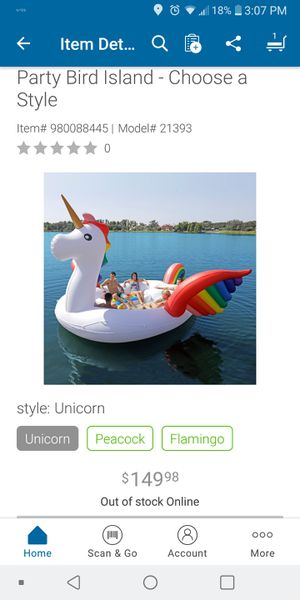 Huge unicorn float for Sale in Des Moines, IA