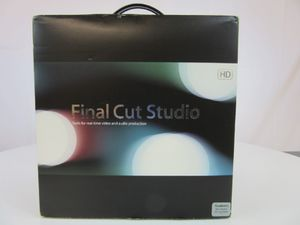 Apple final cut studio for Sale in Pittsburgh, PA