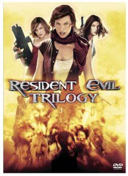 Resident Evil Movie Trilogy for Sale in McGregor,  TX