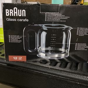 Braun Replacement Coffee Maker for Sale in Menifee, CA