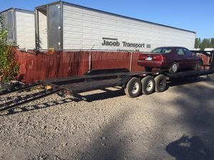 2013 Big Tex 2 Car trailer for Sale in Vancouver, WA