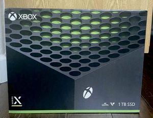 Xbox Series X 1 TB for Sale in Chicago, IL