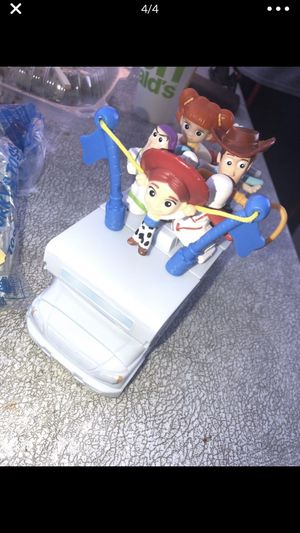 Brand new McDonald's toy story Toys for Sale in Baldwin Park, CA