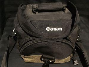 Canon camera bag and Lenses accessories for Sale in Thonotosassa, FL