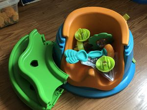 Baby/ kids summer infants super seat/ booster seat for Sale in Lake Zurich, IL