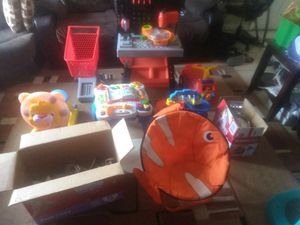 Assorted baby items ( read description) for Sale in North Las Vegas, NV