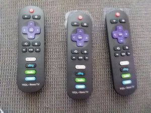 Control TCL ROKU TV for Sale in Bellflower, CA