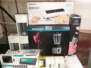 Silvercrest bundle package!! for Sale in Lexington, NC