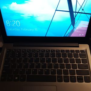 Small Lenovo Silver Laptop for Sale in Fort Washington, MD
