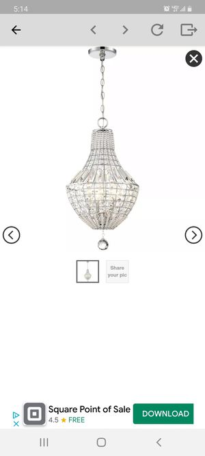 Chandelier for Sale in Pataskala, OH