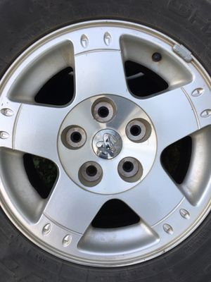 Dodge Ram Rims for Sale in Linwood, NC