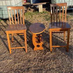 Bar Stools @ Table for Sale in San Angelo,  TX