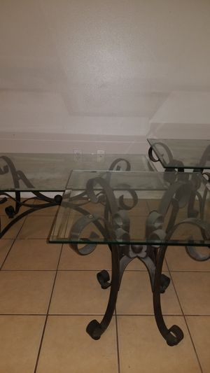 Coffee table set for Sale in Orlando, FL