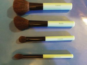 Makeup Brushes and Organizer for Sale in Whitesburg, GA