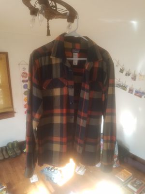 Men's Patagonia fjord flannel for Sale in Longmont, CO