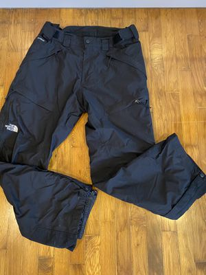 The North Face men's ski pants , size L for Sale in Everett, WA