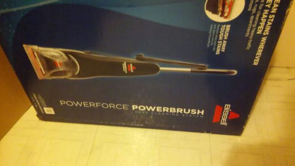 Bissell Powerbrush carpet cleaner Machine