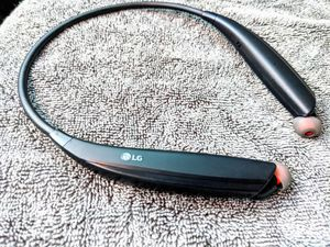 LG Tone Ultra Alpha Bluetooth Stereo Headset (Usually $80 New) for Sale in San Antonio, TX
