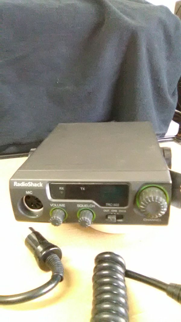 40 ch. Cb transceiver $35
