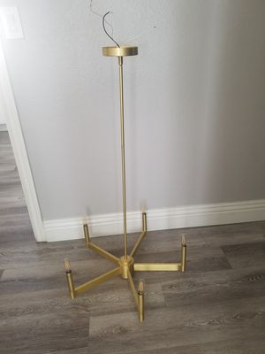 5-Light Candle Style Chandelier for Sale in Bonita, CA