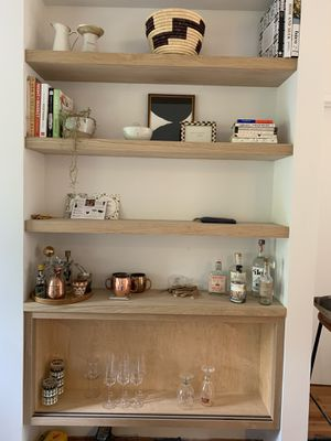 Custom floating shelves. for Sale in Los Angeles, CA