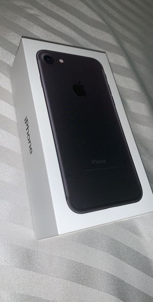 Iphone 7 for Sale in Manteca, CA