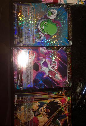 Dragon Ballz rare holo cards for Sale in Rancho Cucamonga, CA