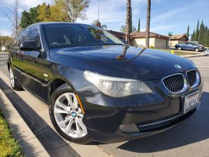 LUXURY 2010 BMW 535XI AWD! CLEAN TITLE! LOW MILES! CARFAX AVAILABLE! SMOG DONE! for Sale in San Bernardino, CA