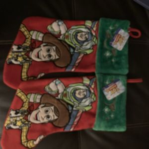 Toy Story Themed Holiday Stockings for Sale in Smyrna, GA