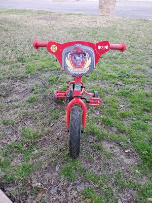 Paw Patrol bike for Sale in Fort Worth, TX