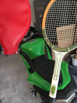 Tennis racket Spalding for Sale in Tampa, FL