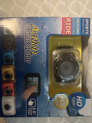Action Camcorder 702P for Sale in Las Vegas, NV