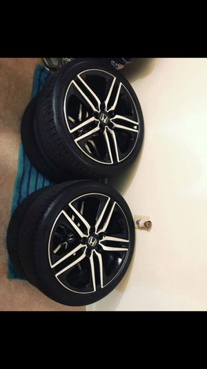 Honda sport wheels for Sale in Fort Washington, MD